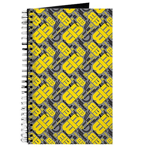 - CafePress - Transformers Bumblebee - Spiral Bound Journal Notebook, Personal Diary, Task Journal