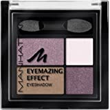 Manhattan Eyemazing Effect Lidschatten, Farbe 60M Fancy nudes, 1er Pack