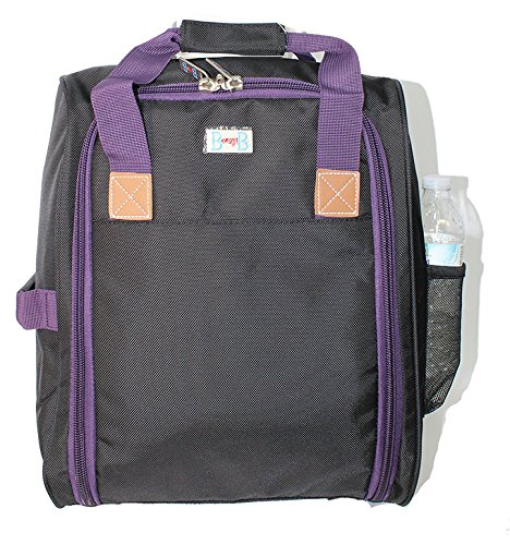 """BoardingBlue Personal Item for JetBlue Airlines 17""""-Purple"""