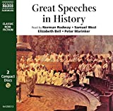 img - for Great Speeches in History (Classic non-fiction) book / textbook / text book