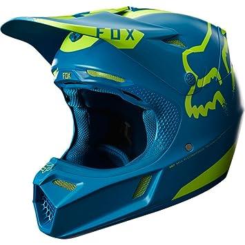 Fox Racing 2017 V3 casco – Mariposa Nocturna de llew mejia Glen Helen Le