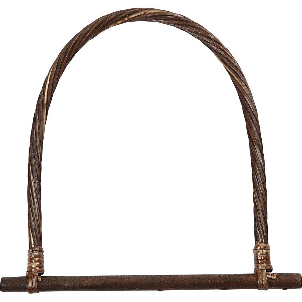 Manico per borsa, misura 23x21,5 cm, a forma di U, 1pz Creativ Company