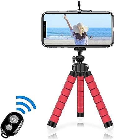Alfort Handy Stativ Smartphone Stativ Flexibel Mini Elektronik