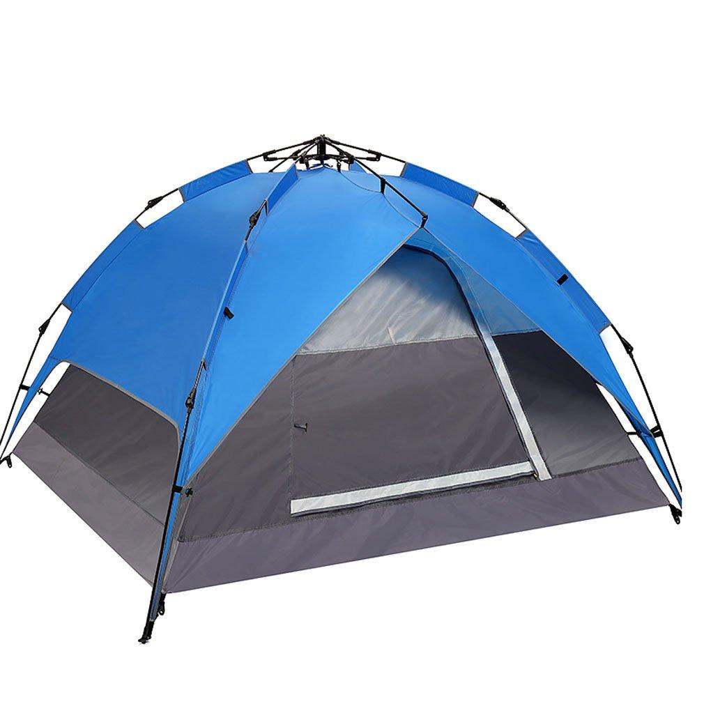 Zelte GUO - Hydraulische Kuppel Überdachung Für Camping Automatische Wasserdichte Hydraulische 3-4 Person Überdachung Einfach Zu Installieren