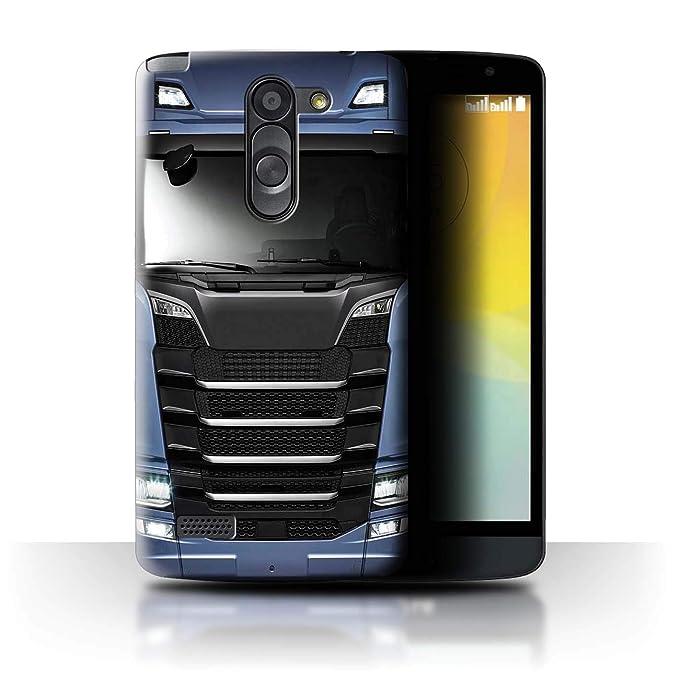 eSwish Carcasa/Funda Dura para el LG L Bello/D331 / Serie ...