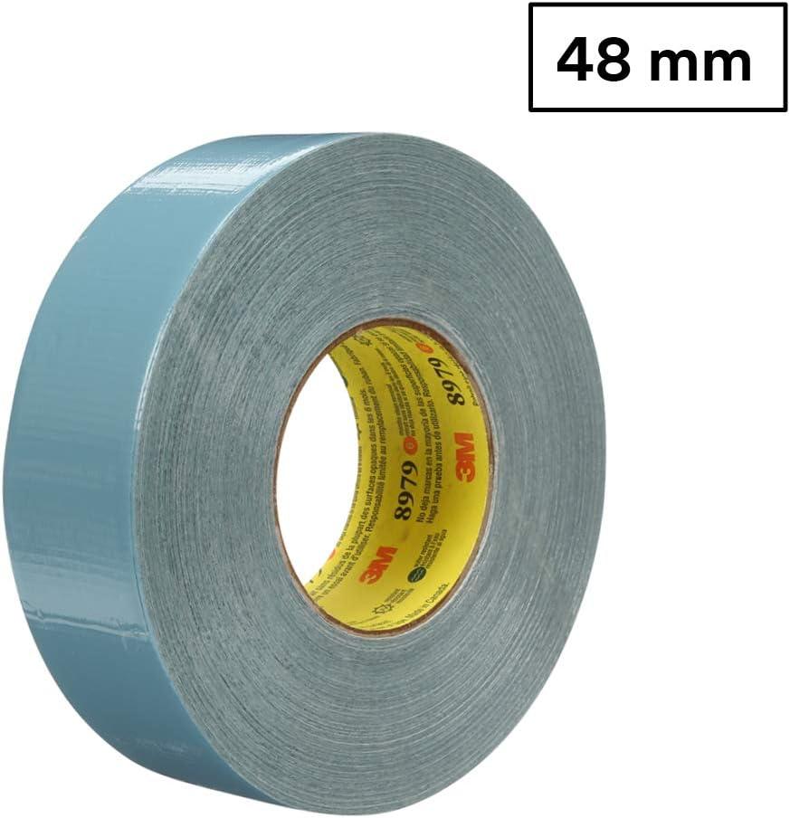 Azul 48/mm x 22,8/m 3/M PREMIUM tejido de cinta adhesiva 8979