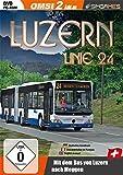 OMSI 2 - Luzern Linie 24 (Add-On)