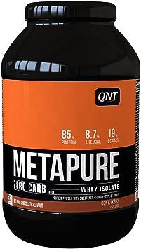 Qnt metapure zero carb - premium whey protein isolate 1000gr.