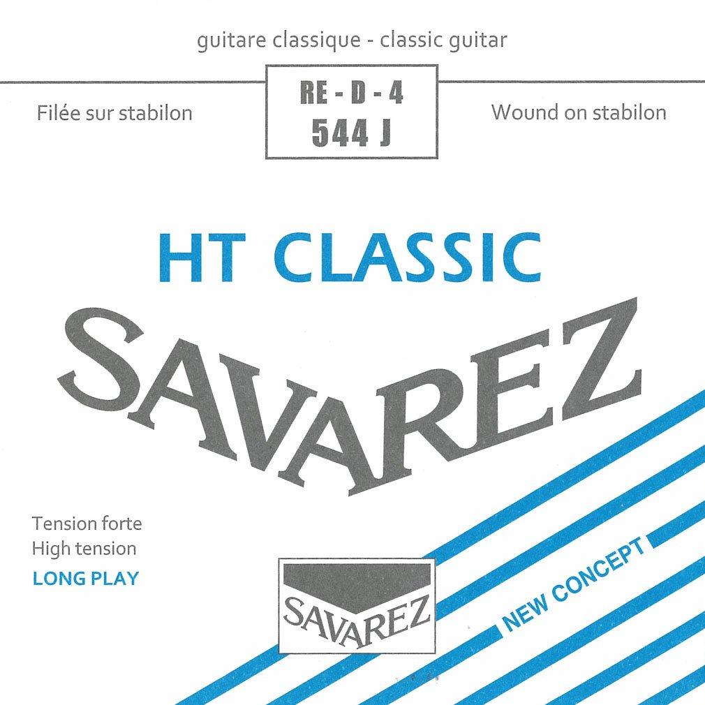 【送料無料】 SAVAREZ B000EEHG7W (4th) サバレス クラシックギター弦 ハイテンション4弦 544J (4th) 544J B000EEHG7W, La Vita ラヴィータ:72330926 --- martinemoeykens-com.access.secure-ssl-servers.info