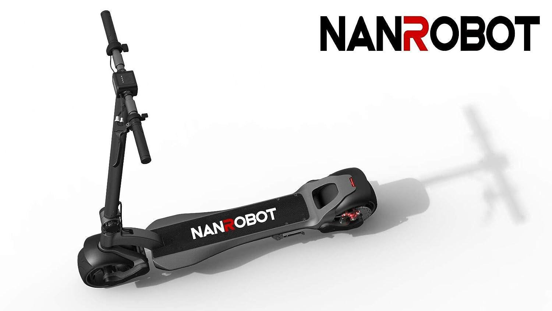 NANROBOT LS1 500W Patinete eléctrico Ligero Plegable con ...