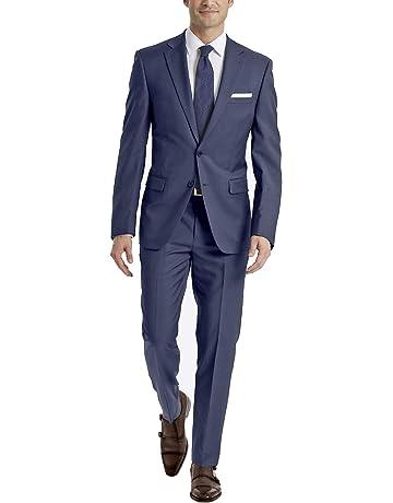 31d7d7b3987b Calvin Klein Men s X Fit Stretch Slim Suit