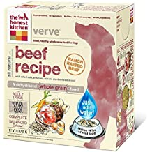 The Honest Kitchen Verve: Beef & Whole Grain Dog Food, 4 lb by The Honest Kitchen