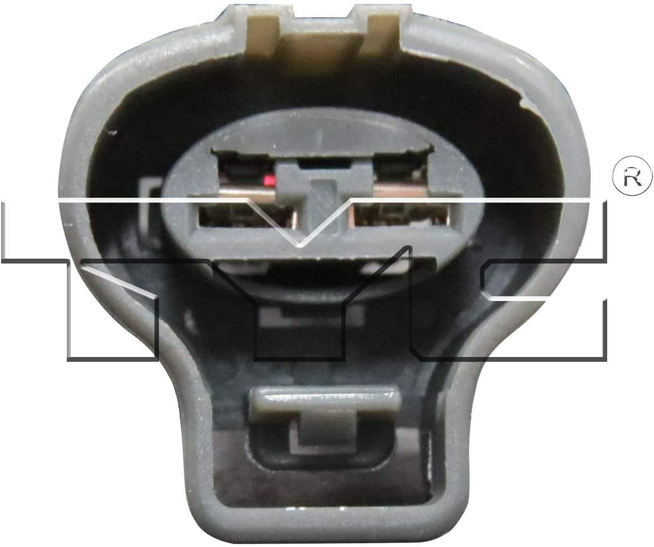 TYC 623160 Compatible with TOYOTA Corolla Replacement Cooling Fan Assembly