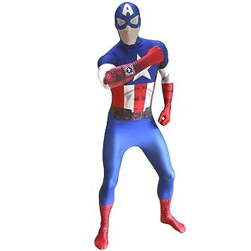 Morphsuits - Disfraz capitán, talla XL (MLZCAX): Amazon.es ...