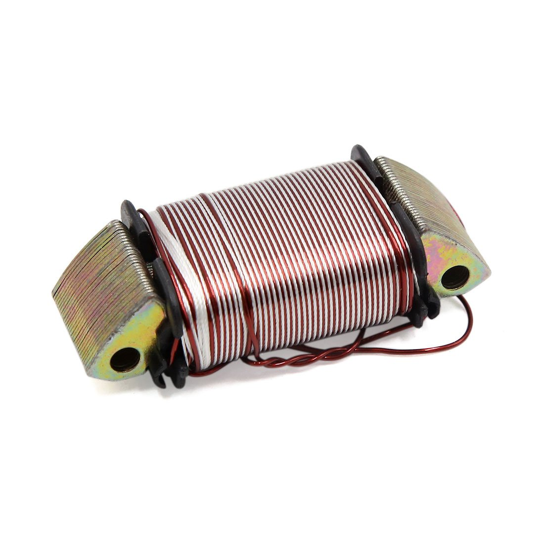 uxcell DC 12V Metal Scooter Motorbike Motorcycle Stator Lighting Coil for JH70 JH100