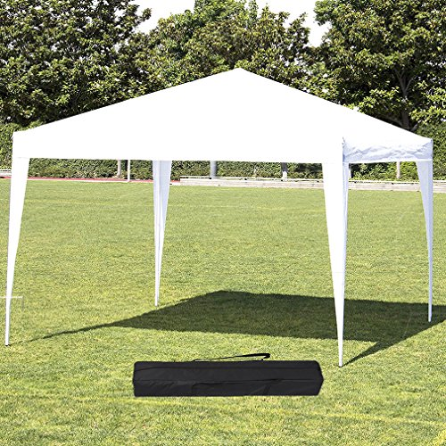 Cheap  BestMassage 10'X10' Instant Foldable Pop Up Canopy Tent Folding Gazebo Tent W/Carrying..