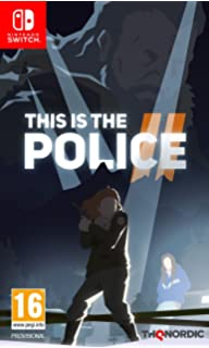 This is the Police (Nintendo Switch): Amazon.es: Libros