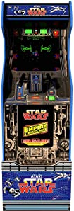Arcade 1Up Star Wars at-Home Arcade System with Custom Riser