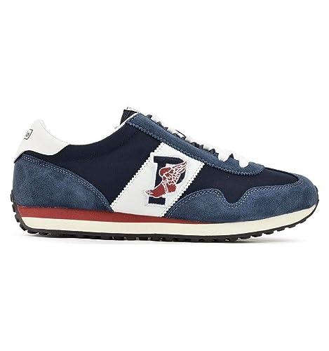 Zapatillas Polo Ralph Lauren TRAIN 90 P - Color - AZUL, Talla - 44 ...