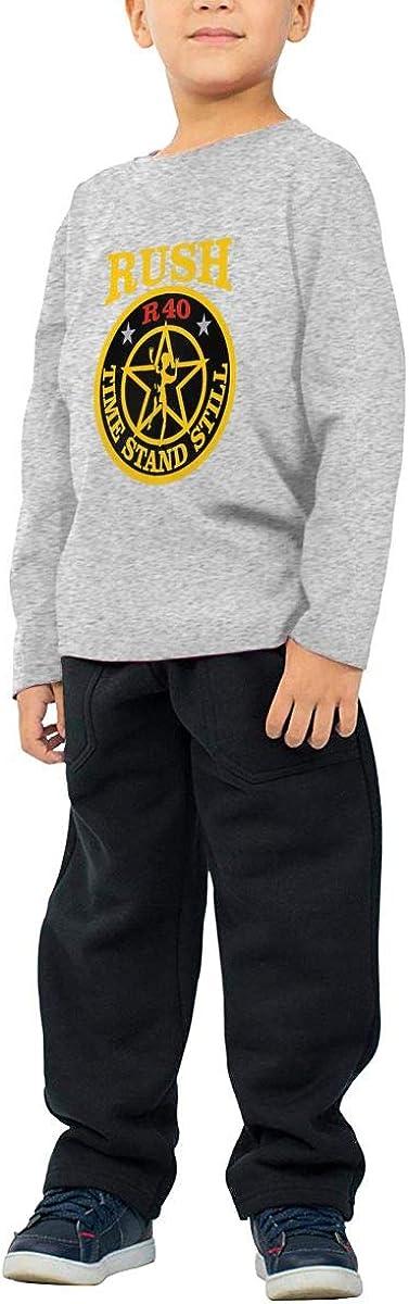 GongCZL Design Rush T Shirt for Baby Black