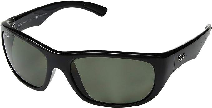 fcccd1565297 Amazon.com: Ray-Ban Men's 0RB4177 Black One Size: Clothing