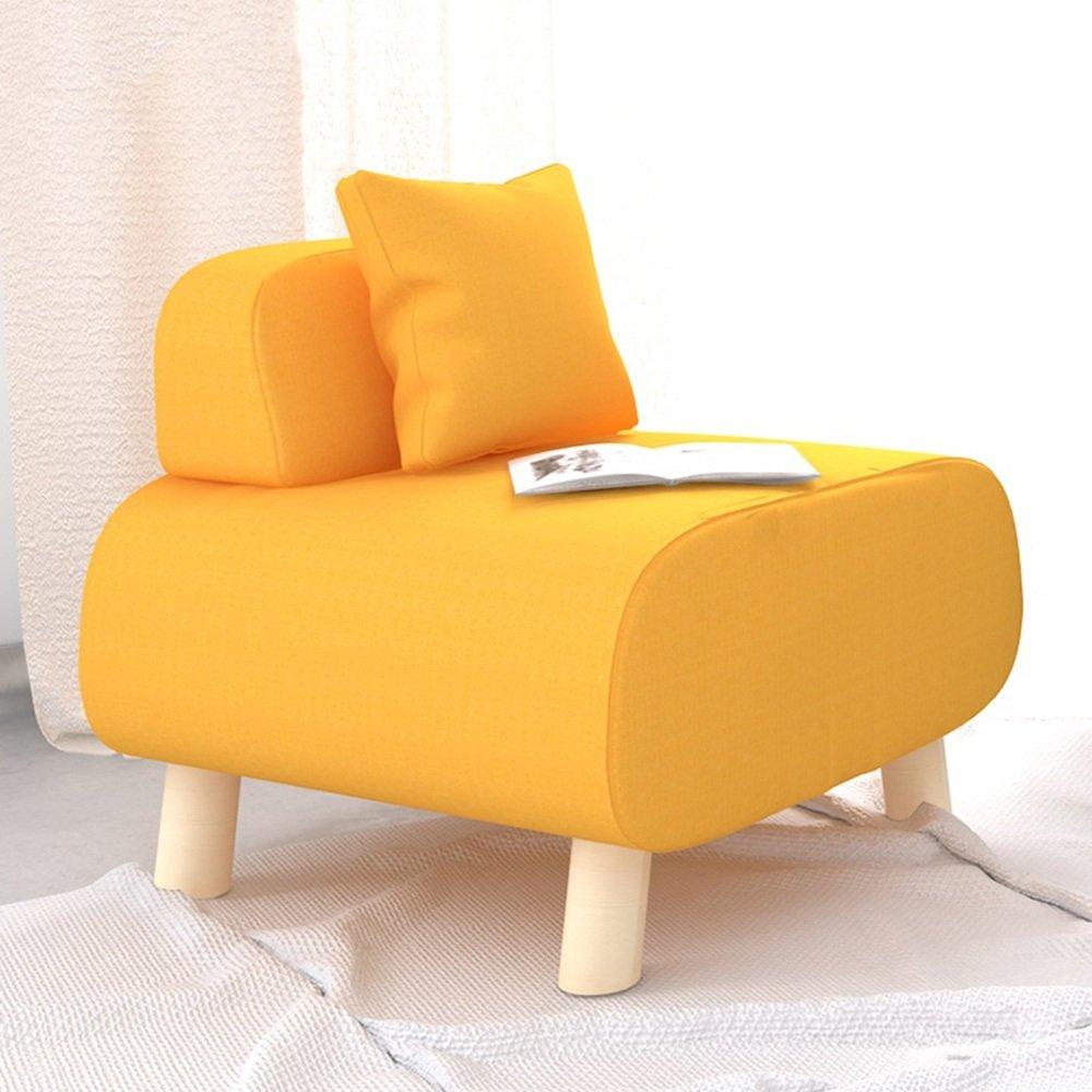 negozio fa acquisti e vendite Lazy Sofa Single Cloth Piccolo Sofà Sedia Casual Casual Casual Sgabello Sedia Moderna Sedia Lazy Moderna (colore   E)  risparmia fino al 70% di sconto