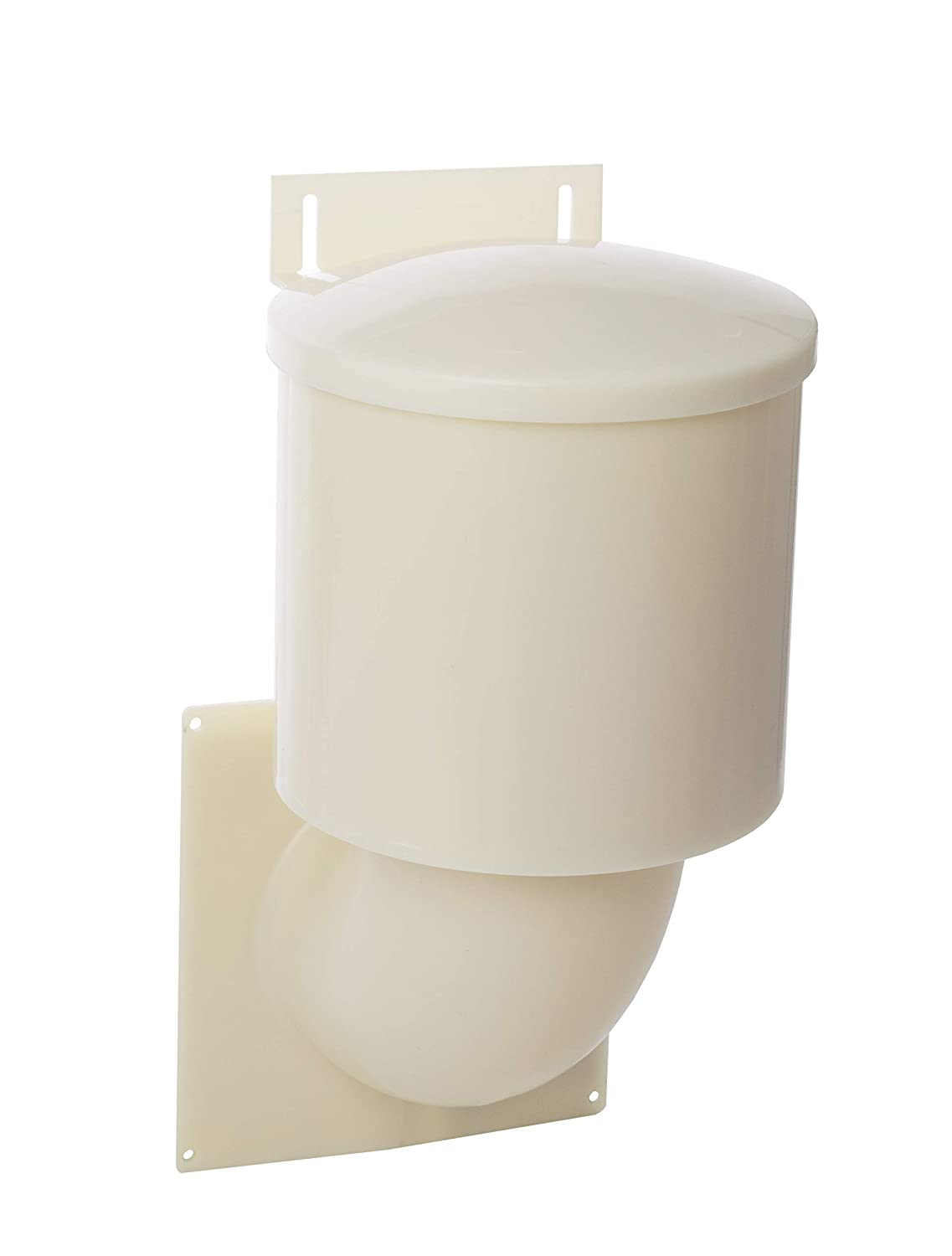 Heartland Natural Energy Saving Dryer Vent Closure - Outside Dryer Vent Cover Adapts to Outdoor Siding