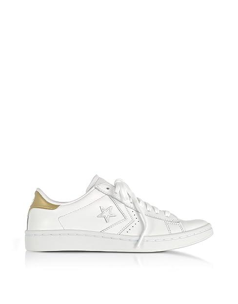 E BiancoAmazon Converse Pelle 555934c Donna Borse Sneakers itScarpe 0P8nNOXwk