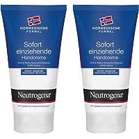 Neutrogena Norwegische Formel Sofort Einziehende Handcreme – 2 x 75ml