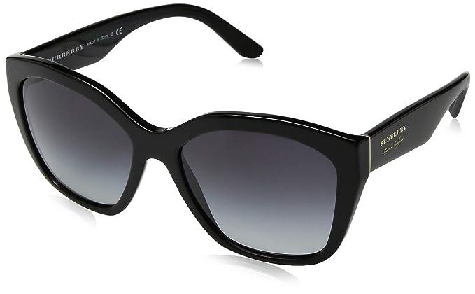 Burberry 0Be4261 30018G 57 Gafas de sol, Negro (Black/Gray ...