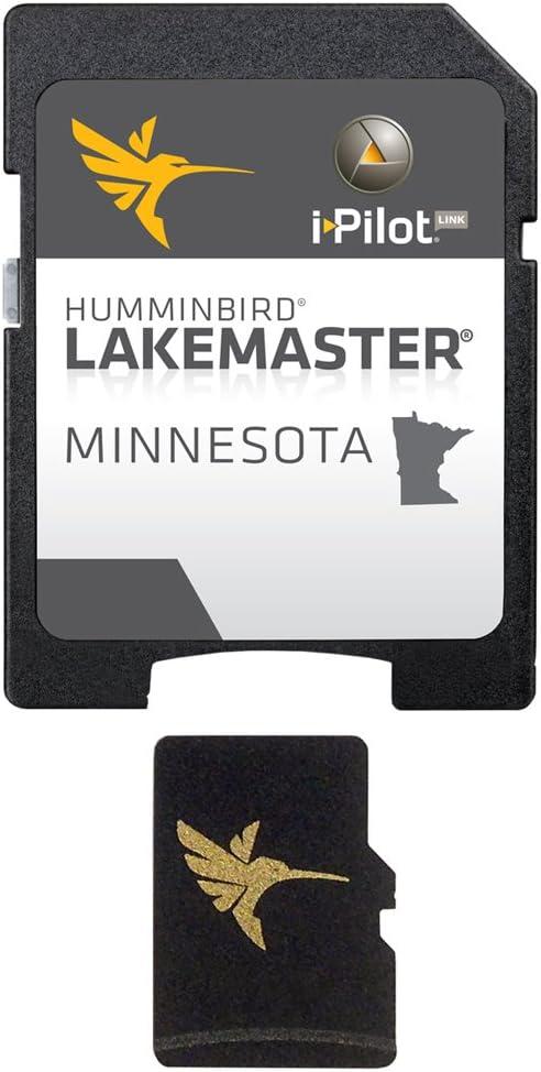 Humminbird 600021-5 Electronic Charts Minnesota (Nov '16)