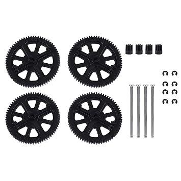RC Gears, Piezas de Repuesto Eje Set para Parrot AR Drone 1.0 ...