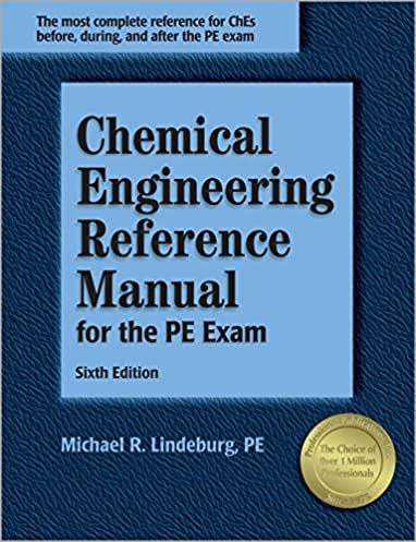 chemical engineering reference manual for the pe exam michael r rh amazon ca chemical engineering reference manual for the pe exam free download chemical engineering reference manual pdf