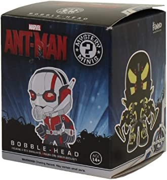 Funko Ant-Man Minis Exclusive 2.5 Mystery Pack by Marvel, Color ...