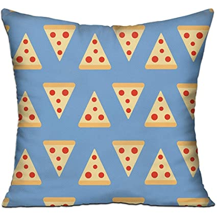 Pleasing Amazon Com Gratianus Animated Pizza Fashion Cushion Cover Bralicious Painted Fabric Chair Ideas Braliciousco
