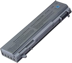 Replacement Battery Compatible with Dell Latitude E6400 E6410 E6500 E6510 Precision M2400 M4400 M4500 Notebook, PN 312-0748 312-0749 312-0753 FU441 FU444 MP494 PT436 R822G WG351 XP394