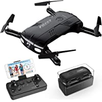 ToyerBee RC Quadcopter Pocket Drones with Camera Live Video