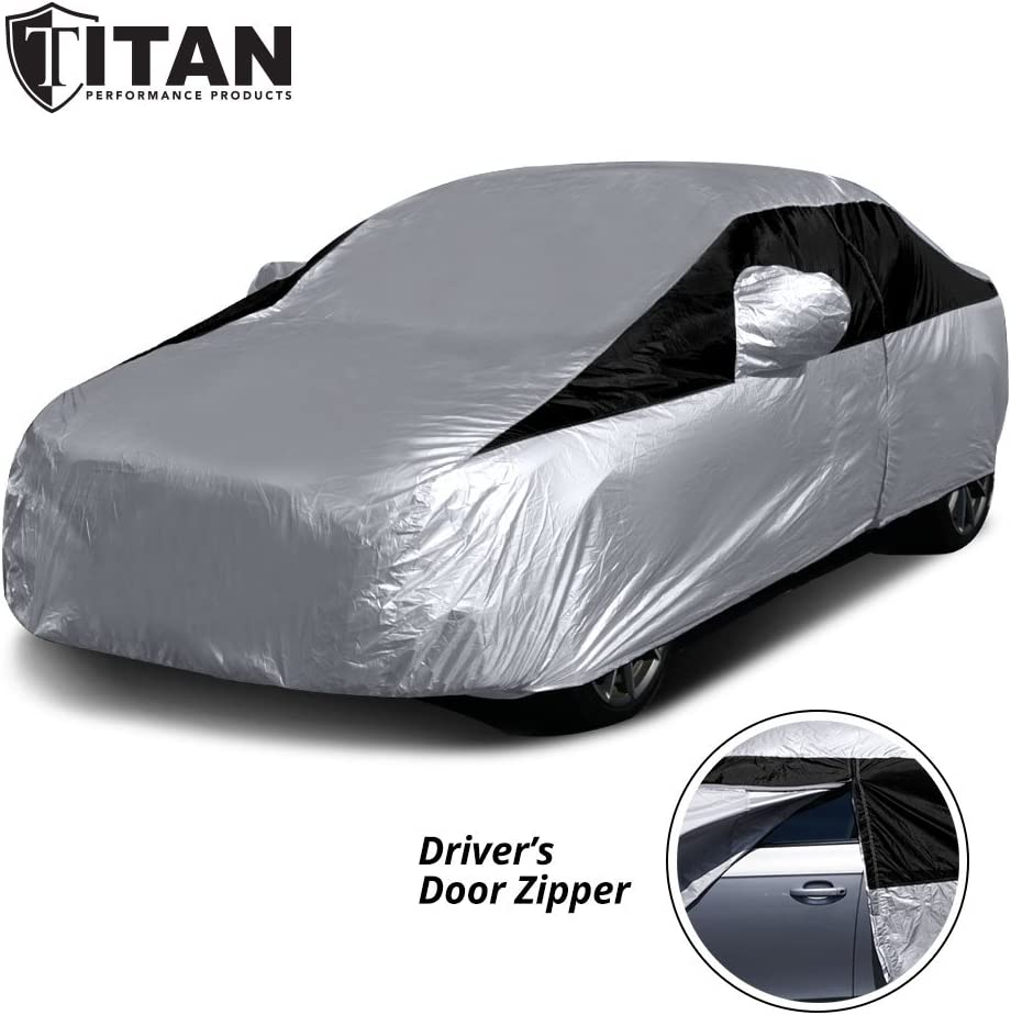 Breathable /& Water Resistant Outdoor /& Indoor Full Car Cover for Toyota Starlet