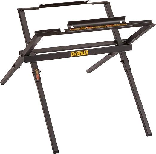 DEWALT DW7451 soporte compacto para sierra de mesa,: Amazon.es ...