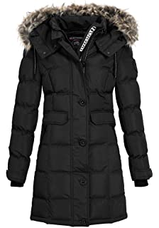 Geographical Amazon es Chaqueta West Para Lady Norway Long Mujer nrgx0Bnq