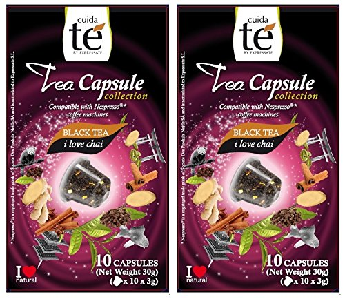 nespresso compatible tea - 1