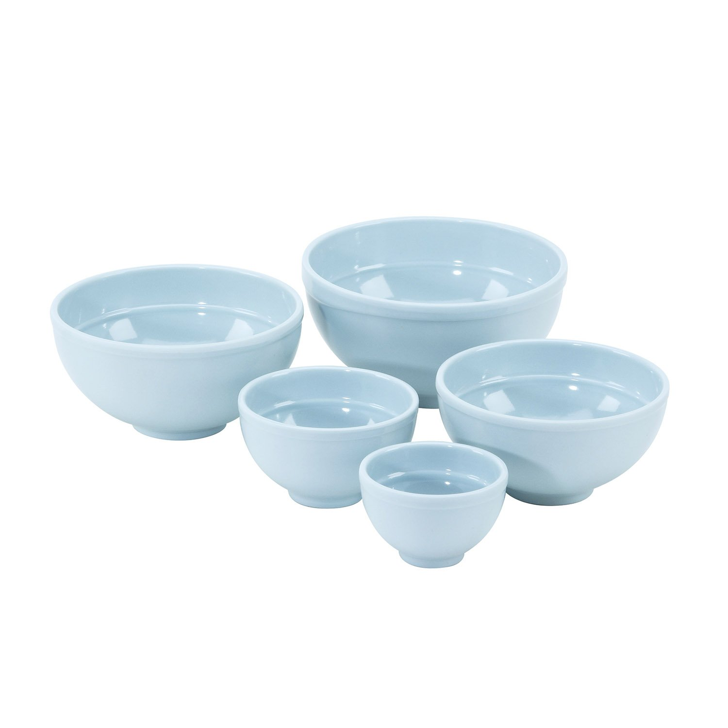 Sweet Creations 4780 5-Piece Prep Bowls Bradshaw International 04780