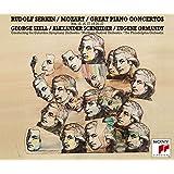 モーツァルト:ピアノ協奏曲第12、14、17、19、20&27番&2台のピアノのための協奏曲