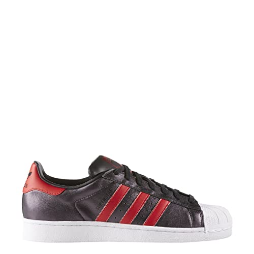 511ed7e64c71e Adidas S75874 Men Superstar Black/RED: ADIDAS: Amazon.ca: Shoes ...