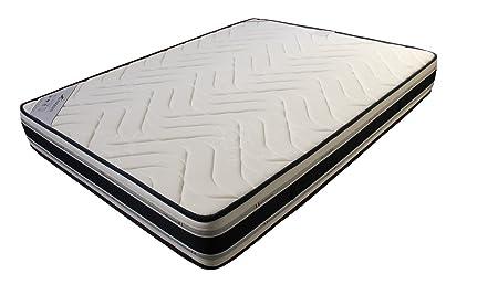 Materasso Memoria Di Forma.Elite Materasso Schiuma A Memoria Di Forma Memory Foam 22 Cm