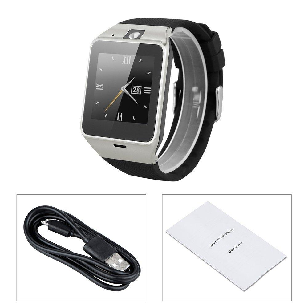 Generic Aplus Gv18 Bluetooth inteligente reloj teléfono reloj de ...