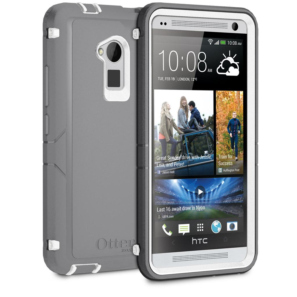 promo code 4ffab 5223a OtterBox 77-34021 Defender Series for HTC ONE MAX Glacier