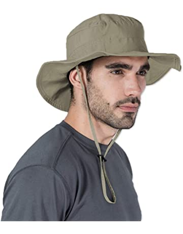b0939ae2955 Boonie Safari Sun Hat for Men   Women - UPF 50 Sun Protection - Wide Brim