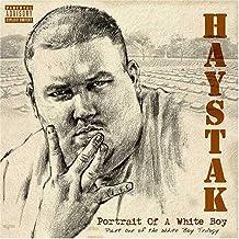 Portrait of a White Boy