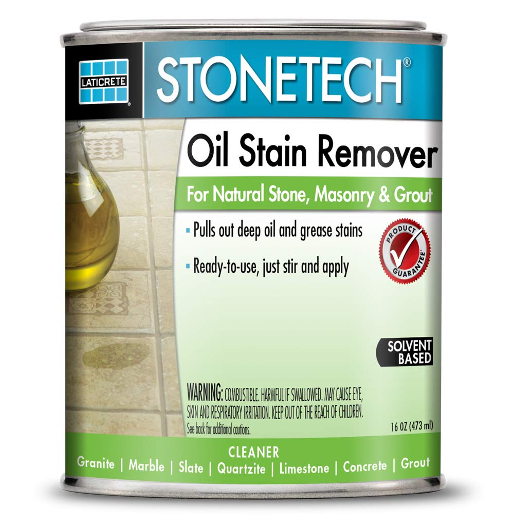 StoneTech Oil Stain Remover, 1 Pint